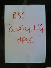 BBC Blogging